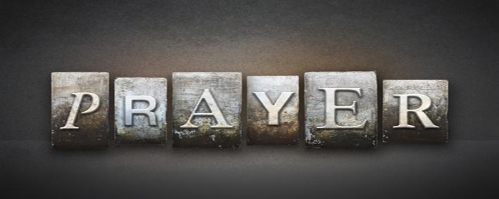Prayer Letterpress